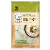 CJ 참쌀떡국떡(1KG)