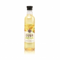 백설 100% 자연발효 레몬식초(800ML)