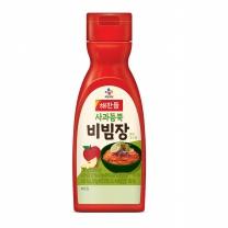 해찬들 사과듬뿍 비빔장(290G)