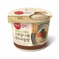 씨제이 컵반 고추장나물비빔밥(229G)