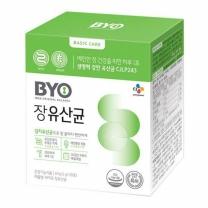 씨제이 BYO 장유산균 LP243(2G*30포)
