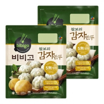 ㉨ CJ 비비고 찰보리 감자만두(400G*2입)