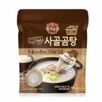 CJ 사골곰탕 한 그릇(100G)