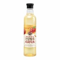 백설 100% 자연발효 사과식초(800ML)