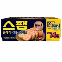 씨제이 스팸(340G*3입+1입)