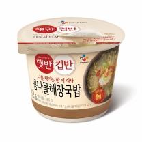 씨제이 컵반 콩나물국밥(270G)