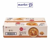 씨제이 컵반 황태국밥(170G*6입)
