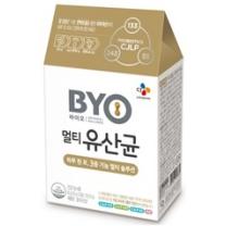 씨제이 BYO 멀티 유산균(2.5G*20포)