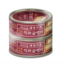 씨제이 계절어보 직화골뱅이(150G*2)