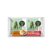 CJ 국산 두부 (부침용+부침용)(380G*2)