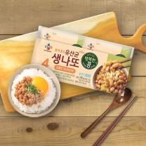 CJ 한식발효 생나또 (가쓰오간장)(99G*2)