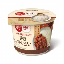 씨제이 컵반 고추장제육덮밥(250G)