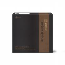 씨제이 한뿌리 흑삼과흑마늘 선물세트(1,320ML)
