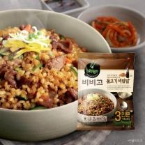 CJ 비비고 불고기비빔밥(604G)