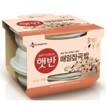 햇반 매일잡곡밥(210G*3입)