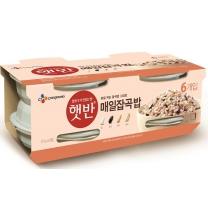 햇반 매일잡곡밥(210G*6)