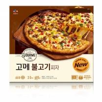 CJ 고메 그릴 불고기 피자(360G)