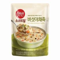 CJ 비비고 버섯야채죽(450G)