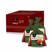 씨제이 비비고 포기배추김치 대용량 기획(2.5KG*3입)