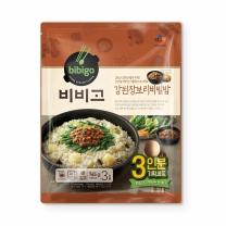 CJ 비비고 강된장 보리비빔밥 (3인분)(765G)