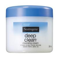 뉴트로지나 딥클렌징 크림(285G)