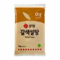큐원 갈색설탕(3KG)