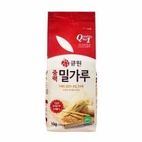큐원 밀가루 (다목적용)(1KG)