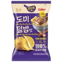 해태 가루비감자칩 도미덮밥맛(120G)