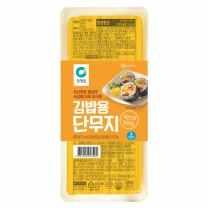 종가집 우리가족 김밥단무지(400G)