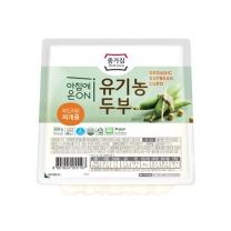 종가집 유기농 두부 (찌개용)(300G)