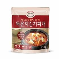 종가집 묵은지김치찌개(650G)
