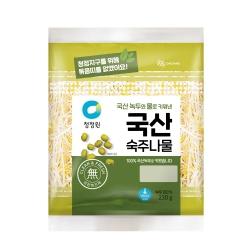 종가집 국산 숙주나물(230G)