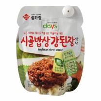 ㉩ 종가집 시골밥상강된장