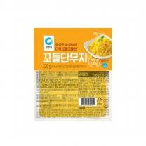 종가집 DAYS 꼬들단무지(220G)