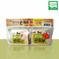 종가집 유기농 손두부(300G*2입)