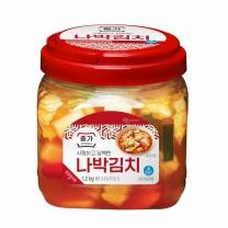 종가집 담백한 나박김치(1.2KG)