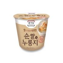 종가집 우리쌀 컵누룽지(30G)
