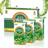 정식품 베지밀 B (달콤한맛)(190ML*24입)