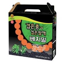 정식품 베지밀 검은콩과 검은참깨두유(190ML*16입)