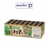 베지밀 국산콩 두유 (검은콩,깨,쌀)(190ML*24입)