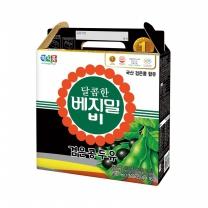 정식품 달콤한 베지밀B 검은콩두유(190ML*16입)