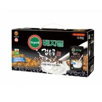 정식품 베지밀 검은콩 아몬드와 호두두유(190ML*20입)