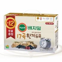 정식품 베지밀 17곡 한끼두유(190ML*12입+4입)