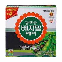 정식품 담백한 베지밀A 검은콩두유(190ML*12입+4입)