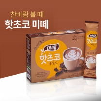 동서 미떼 핫초코 (마일드)(30G*10입)