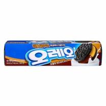 오레오 샌드쿠키 피넛버터+초콜릿(100G)