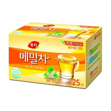 ★오늘 특가★ 1인2개한정<br>동서 메밀차(1.5G*25입)