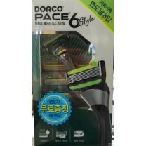 도루코 PACE XLⅡ면도날 기획(기1입+날8입)