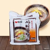 농심 진국사리곰탕(5개)