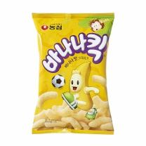 농심 바나나킥(75G)